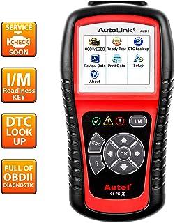 Autel AutoLink AL519 OBD2 Scanner Enhanced Mode 6 Automotive Engine Fault Code Reader CAN..