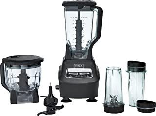 Ninja Mega Kitchen System (BL770) Blender/Food Processor with 1500W Auto-iQ Base, 72oz..
