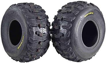 Kenda Bear Claw EX 25×11-10 Rear ATV 6 PLY Tires Bearclaw 25x11x10 – 2 Pack
