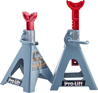 Pro-LifT T-6906D Double Pin Jack Stand – 6 Ton, 1 Pack