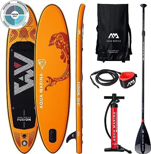 AQUA-MARINA Stand up Paddle Gonflable Sup AQUAMARINA Vapor 2019 Pack Complet 300x76x12cm Mixte