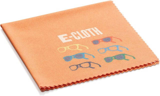 Buy E-Cloth Glasses Cleaning Cloth, Reusable Microfiber Cloth for
