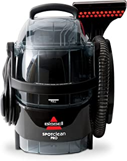 Bissell 3624 Spot Clean Professional Portable Carpet Cleaner – Corded