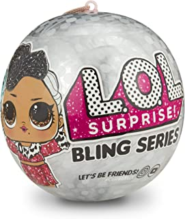 L.O.L. Surprise! Bling Series with 7 Surprises Multicolor