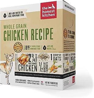 The Honest Kitchen Human Grade Dehydrated Organic Whole Grain Dog Food