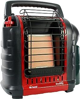 Mr. Heater F232000 MH9BX Buddy 4,000-9,000-BTU Indoor-Safe Portable Propane Radiant..