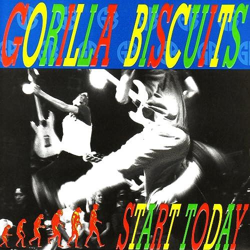 Start Today [Explicit] de Gorilla Biscuits sur Amazon Music ...