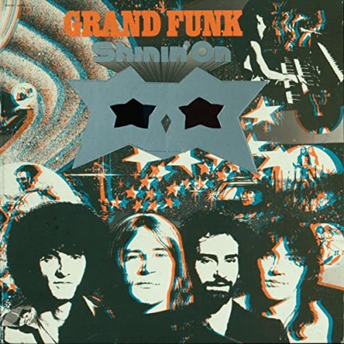 Shinin' On (Remastered 2002 / Expanded Edition) by Grand Funk Railroad on Amazon Music - Amazon.com