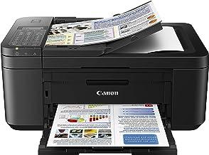 Canon PIXMA TR4520 Wireless All in One Photo Printer with Mobile Printing, Black, Amazon..