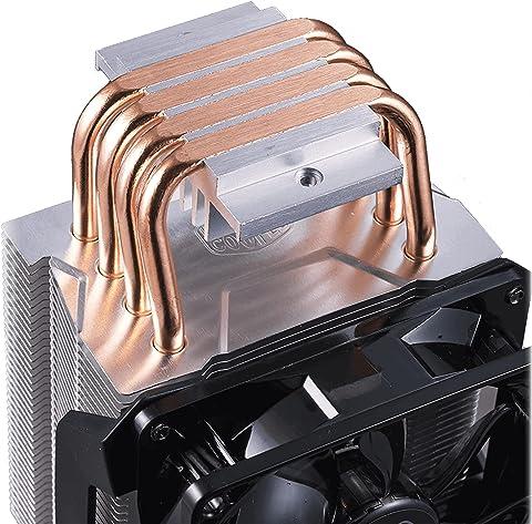 Cooler Master Hyper H412R ダイレクトコンタクトヒートパイプ