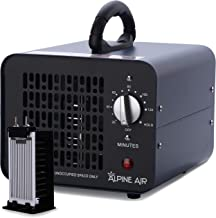 Alpine Air Commercial Ozone Generator – 6,000 mg/h | Professional O3 Air Purifier,..