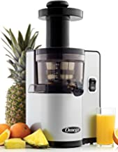 Omega VSJ843QS Vertical Slow Masticating Juicer Makes Continuous Fresh Fruit and..
