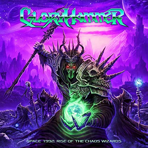 Space 1992: Rise of the Chaos Wizards de Gloryhammer sur Amazon Music - Amazon.fr