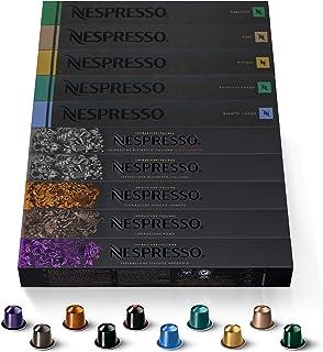 Nespresso Capsules OriginalLine, Ispirazione Espresso Variety Pack, Medium Roast Espresso..