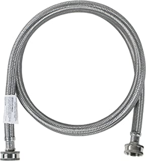 Certified Appliance Accessories Washing Machine Hose, Hot or Cold Water Supply Line, 6..