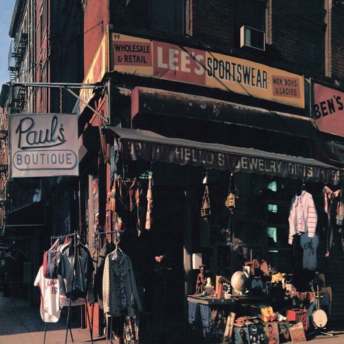 Beastie Boys - Paul's Boutique (2017) [FLAC] Download