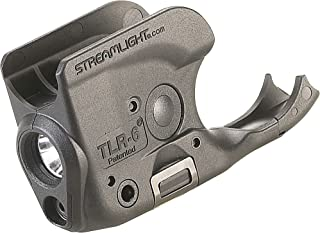 Streamlight 69279 TLR-6 Tactical Pistol Mount Flashlight 100 Lumen with Integrated Red..