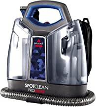 BISSELL SpotClean ProHeat Portable Spot and Stain Carpet Cleaner, 2694, Blue