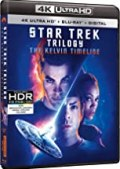 Star Trek Trilogy: The Kelvin Timeline [4k UHD] [Blu-ray]