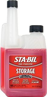 STA-BIL 22207 Fuel Stabilizer – 16 oz., Red