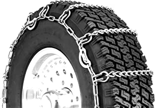 Security Chain Company QG2228CAM Quik Grip Light Truck CAM LSH Tire Traction Chain – Set of 2