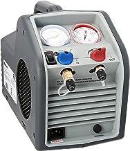 Robinair (RG3 Portable Refrigerant Recovery Machine – 115V, 60Hz, for Both Liquid and..