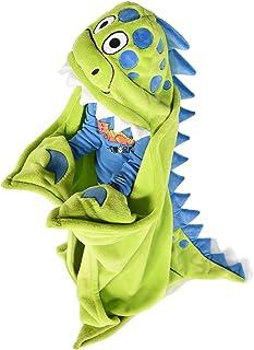 Lazy One Animal Blanket Hoodie for Kids, Hooded Blanket, Wearable Kids' Blanket,..