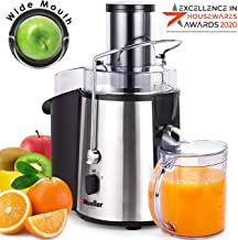 Mueller Austria Juicer Ultra 1100W Power, Easy Clean Extractor Press Centrifugal Juicing..