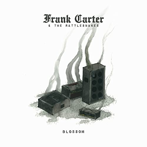 Blossom (Deluxe) [Explicit] by Frank Carter & The Rattlesnakes on Amazon Music - Amazon.co.uk