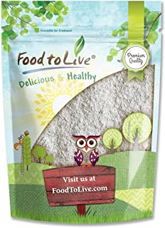 Rye Flour, 4 Pounds - Stone Ground from Whole Grain Rye Berries, Kosher, Vegan, Bulk, Great for Bread Baking, Product of the USA