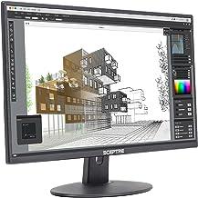 """Sceptre E275W-19203R 27"""" Ultra Thin 1080P LED Monitor 2X HDMI VGA Build-In Speakers,.."""