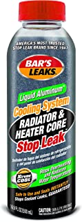 Bar's Leaks 1186 Liquid Aluminum Stop Leak – 16.9 oz
