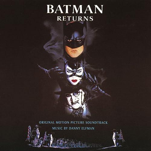 Batman Returns OMPST de Various artists sur Amazon Music - Amazon.fr