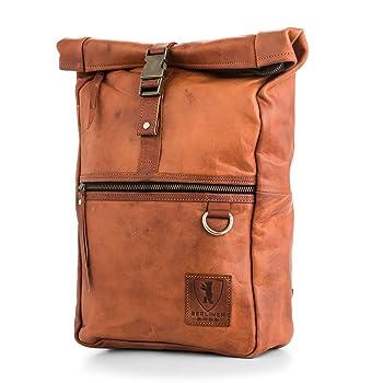 Berliner Bags Leather Backpack