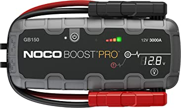 NOCO Boost HD GB150 3000 Amp 12-Volt UltraSafe Portable Lithium Car Battery Jump Starter..