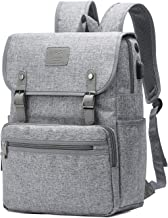 HFSX Backpack Bookbags Laptop Backpack for Women Men Vintage Backpack College Backpack..