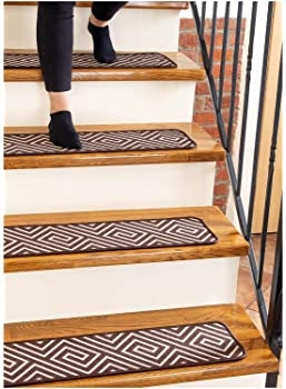 Explore Carpet Tiles For Stairs Amazon Com | Carpet Strips For Steps | Border | Carpeted | Adhesive | Builder Grade | Victorian