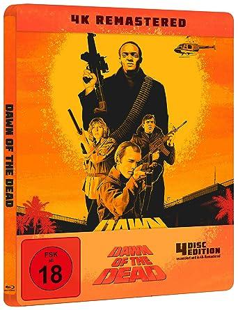 Zombie - Dawn of the Dead - Steelbook (4K Ultra HD)