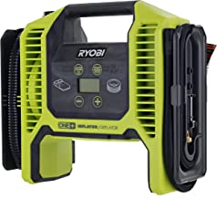 Ryobi 18-Volt ONE+ Dual Function Inflator/Deflator (Tool Only) P747 (Bulk Packaged,..