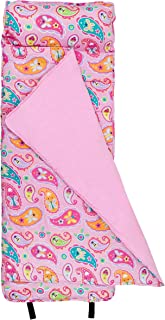 Wildkin Original Nap Mat with Pillow for Toddler Boys and Girls, Measures 50 x 20 x 1.5..