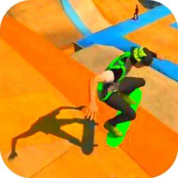 Skateboard X 2015