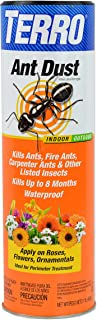 TERRO T600 Ant Dust – Kills fire ants, carpenter ants, cockroaches, spiders