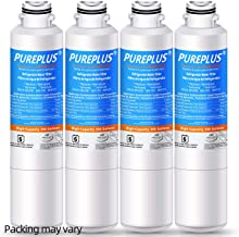 PUREPLUS DA29-00020B Refrigerator Water Filter Replacement for Samsung RF28HMEDBSR,..