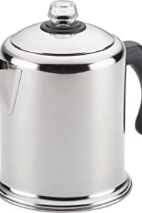 Best Coffee Percolator For Camping of October 2020