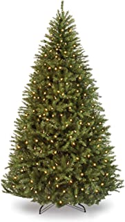 Best Choice Products 7.5ft Pre-Lit Hinged Douglas Full Fir Artificial Christmas Tree..
