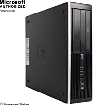 (Renewed) HP Flagship Pro Desktop Computer, Core I5 Up to 3.6GHz, 8GB, 512GB SSD, WiFi,..