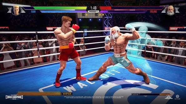 Big Rumble Boxing: Creed Champions Day One Edition (Playstation 4) : Amazon.fr: Jeux vidéo