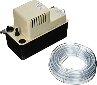 Little Giant 554415 65 GPH 115V Automatic Condensate Removal Pump with Safety Switch and..