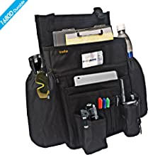 Car Front Seat Organizer – Car Seat File Organizer, Heavy Duty Car Passenger Seat..