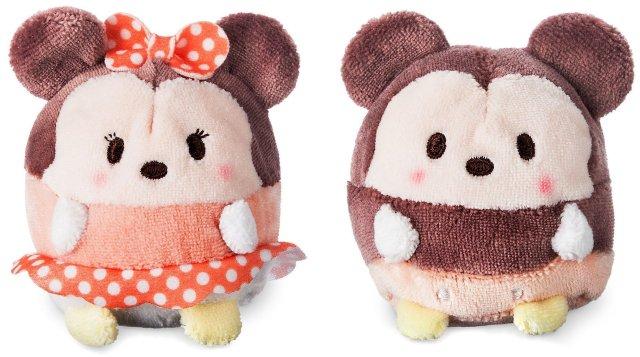 Disney ufufy stuffed Ufufi Disney Store jpan mini TSUM TSUM plush